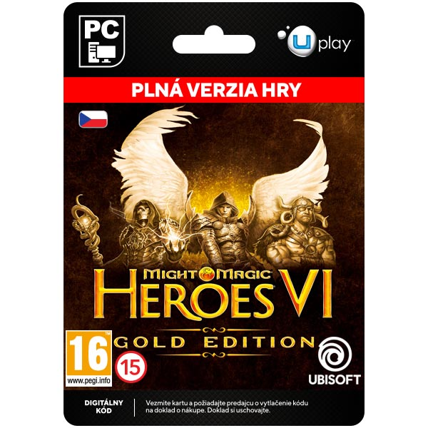 Might & Magic Heroes 6 CZ (Gold Edition) [Uplay]