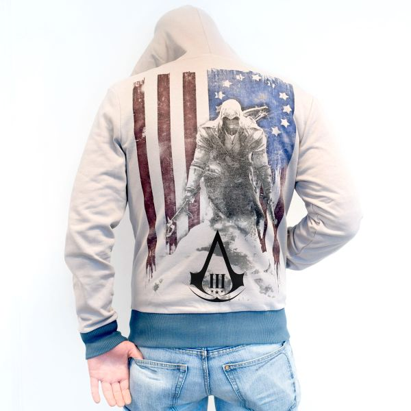 Mikina Assassin's Creed 3: Connor XL