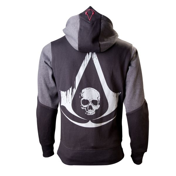 Mikina Assassin's Creed 4: Black Flag, black XL