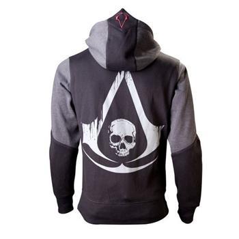 Mikina Assassin's Creed 4: Black Flag, black XS HD989018ASC-XS