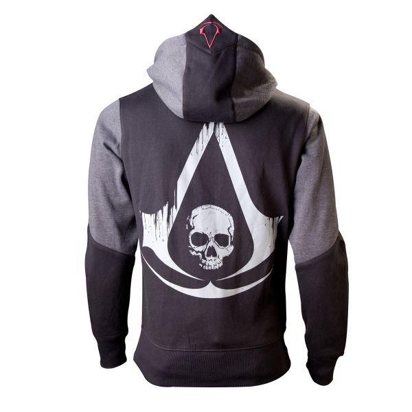 Mikina Assassin's Creed 4: Black Flag, black XXL