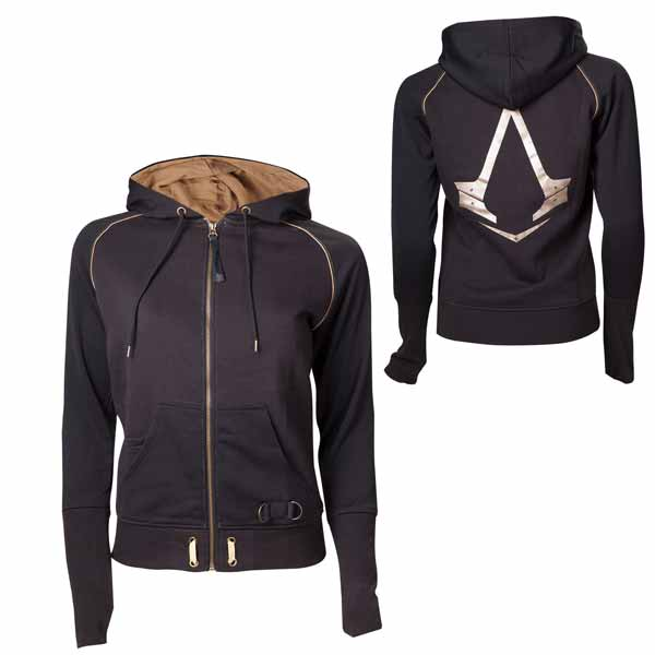 Mikina Assassin's Creed Syndicate: Bronze Logo Lady L