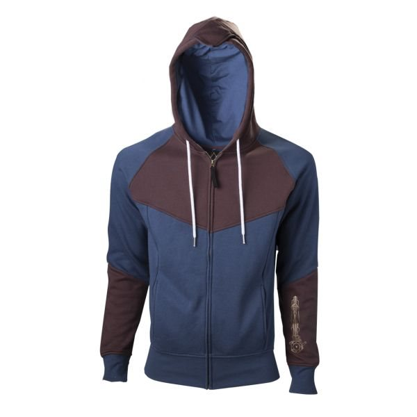 Mikina Assassin's Creed: Unity, blue/brown S