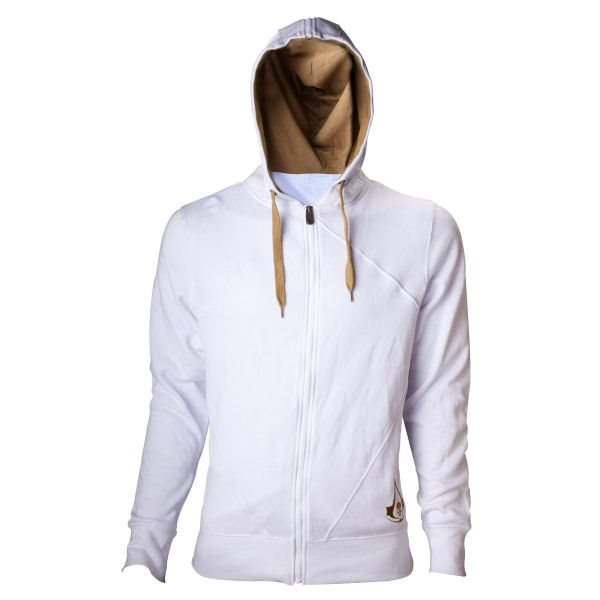 Mikina Assassin's Creed, white M