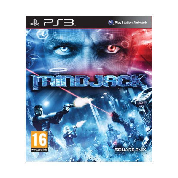 MindJack-PS3 - BAZÁR (použitý tovar)