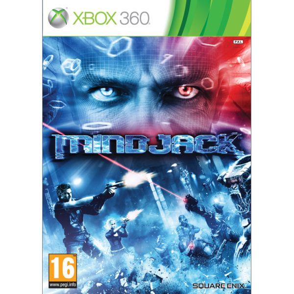 MindJack [XBOX 360] - BAZÁR (použitý tovar)