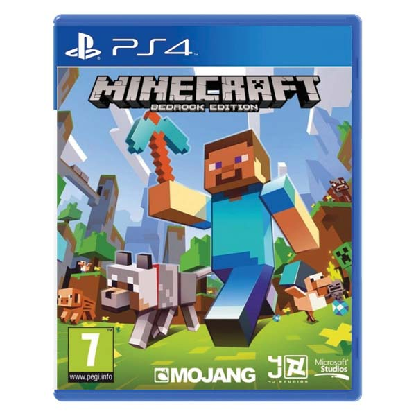 Minecraft (Bedrock Edition) PS4