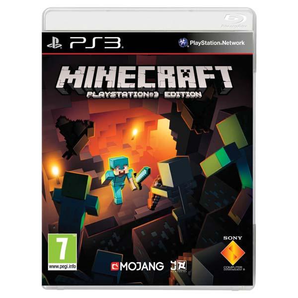 Minecraft (PlayStation 3 Edition) PS3