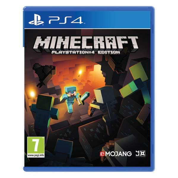 Minecraft (PlayStation 4 Edition)