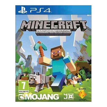 Minecraft (PlayStation 4 Edition) [PS4] - BAZÁR (použitý tovar)