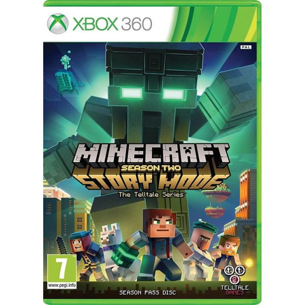 Minecraft Story Mode: Season Two XBOX 360