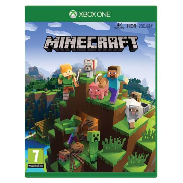 Minecraft (Super Duper Graphics Edition) XBOX ONE