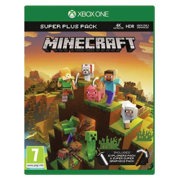 Minecraft (Super Plus Pack) XBOX ONE