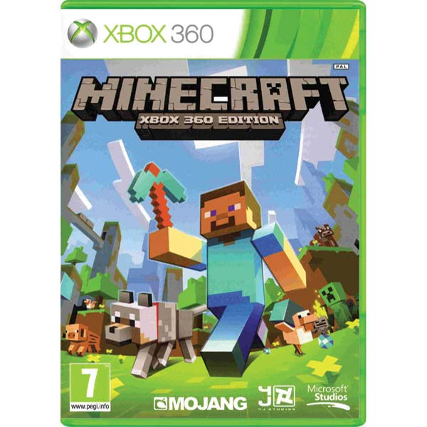 Minecraft (Xbox 360 Edition) XBOX 360