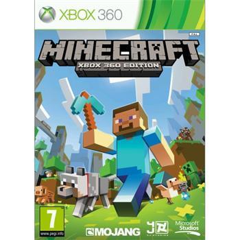 Minecraft (Xbox 360 Edition) [XBOX 360] - BAZÁR (použitý tovar)