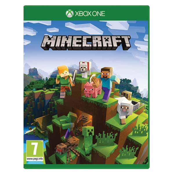 Minecraft (Xbox One Base Limited Edition)