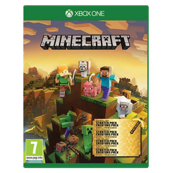 Minecraft (Xbox One Master Collection) XBOX ONE