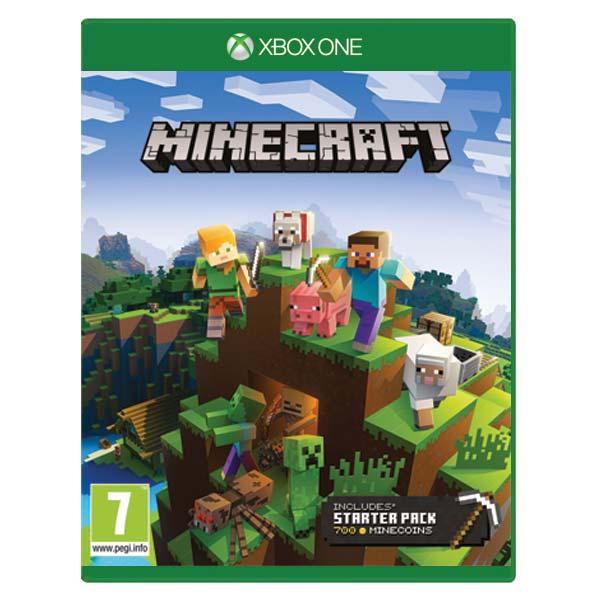Minecraft (Xbox One Starter Collection)