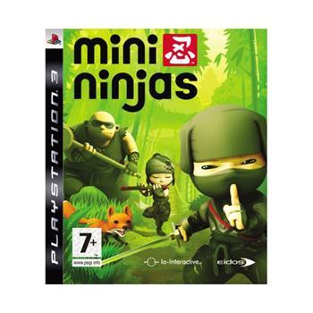 Mini Ninjas [PS3] - BAZÁR (použitý tovar)