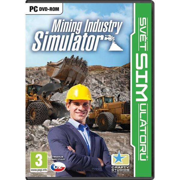 Mining Industry Simulator CZ
