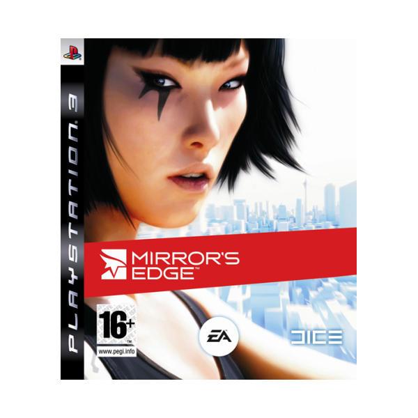 Mirror's Edge [PS3] - BAZÁR (použitý tovar)