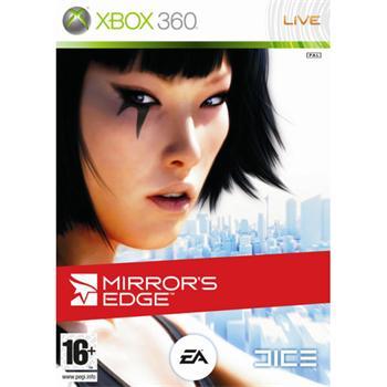 Mirror's Edge- XBOX 360- BAZÁR (použitý tovar)