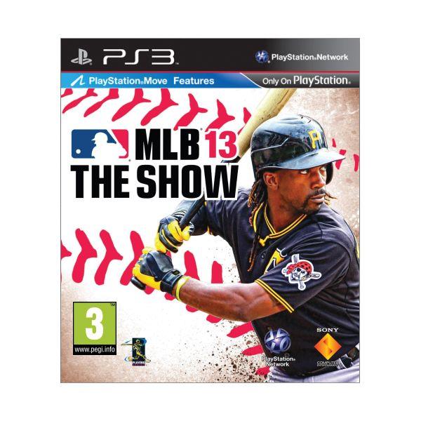 MLB 13: The Show-PS3 - BAZÁR (použitý tovar)