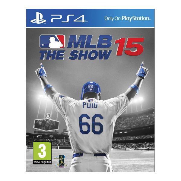 MLB 15: The Show [PS4] - BAZÁR (použitý tovar)
