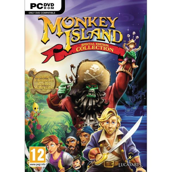 Monkey Island (Special Edition Collection) PC