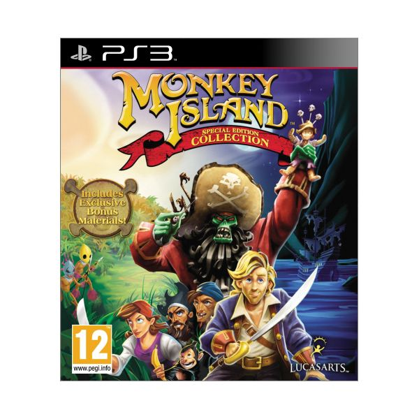 Monkey Island (Special Edition Collection) PS3
