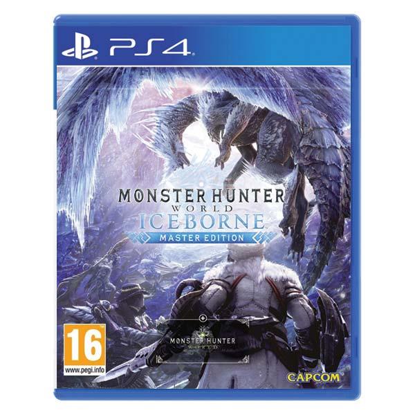 Monster Hunter World: Iceborne (Master Edition) [PS4] - BAZÁR (použitý tovar)