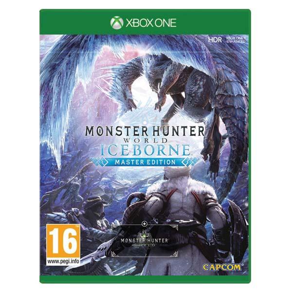 Monster Hunter World: Iceborne (Master Steelbook Edition)