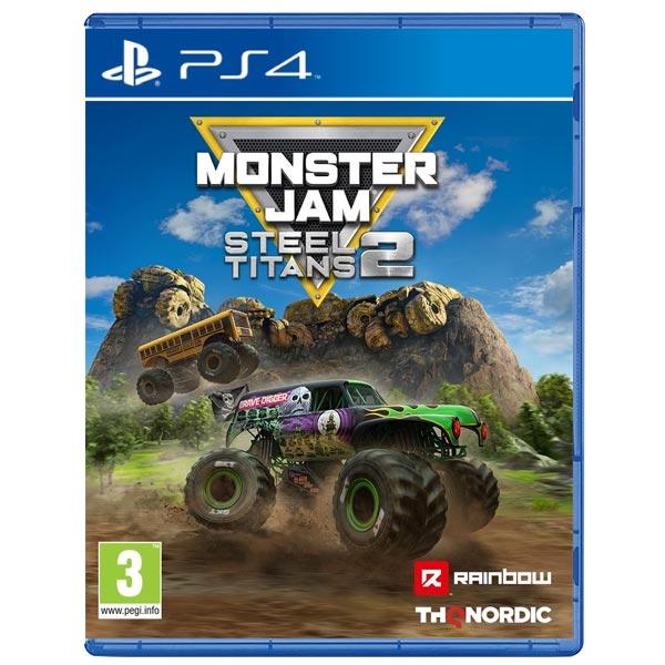 Monster Jam: Steel Titans 2