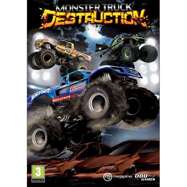 Monster Truck Destruction PC