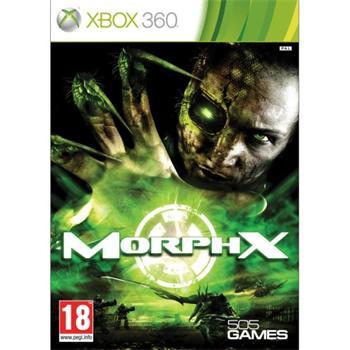 MorphX [XBOX 360] - BAZÁR (použitý tovar)