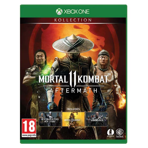 Mortal Kombat 11 (Aftermath Kollection)