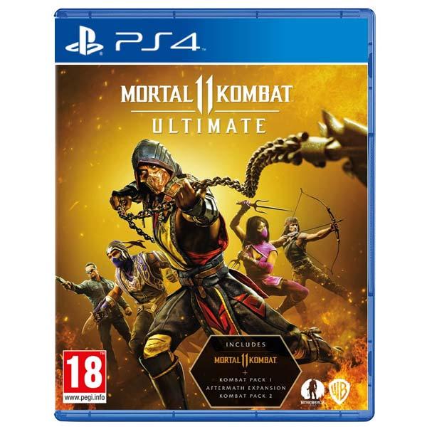 Mortal Kombat 11 (Ultimate Edition) PS4