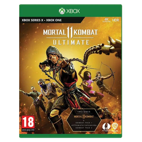 Mortal Kombat 11 (Ultimate Edition)