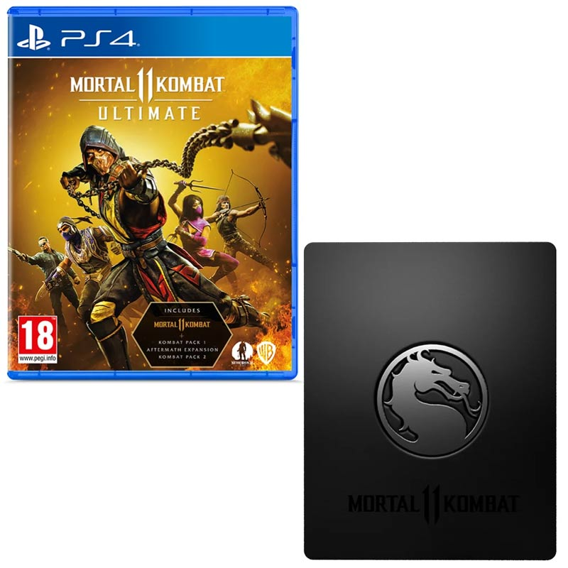 Mortal Kombat 11 (Ultimate Steelbook Edition)