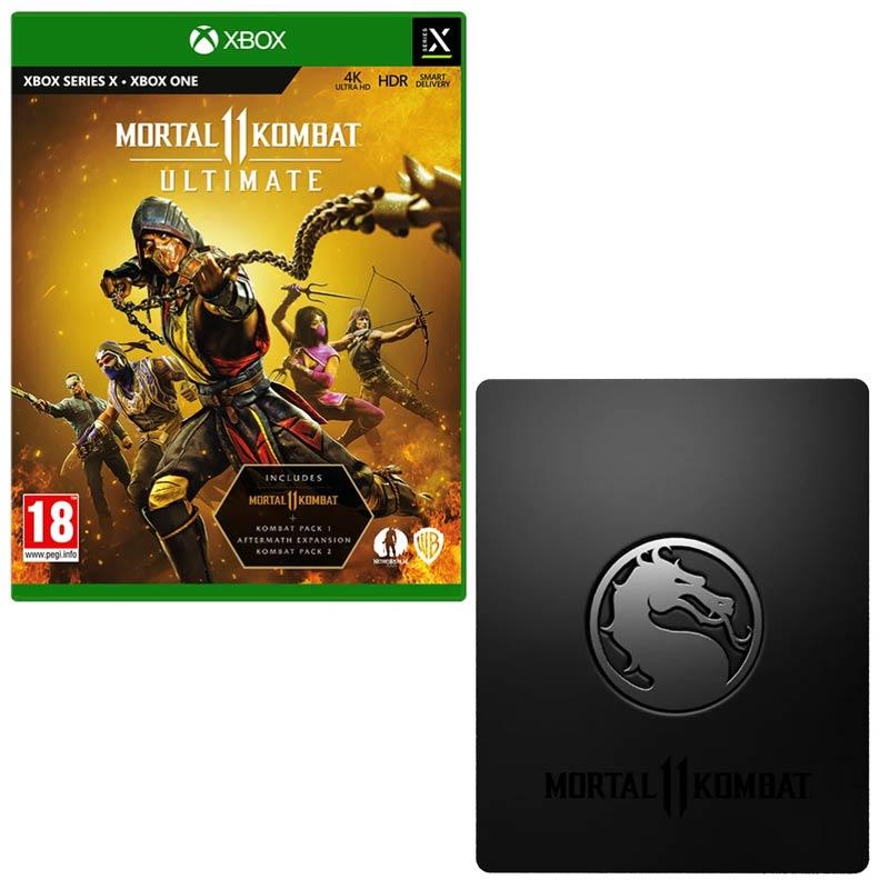 Mortal Kombat 11 (Ultimate Steelbook Edition)