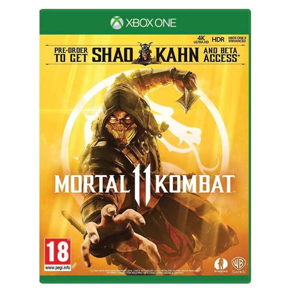 Mortal Kombat 11 [XBOX ONE] - BAZÁR (použitý tovar)