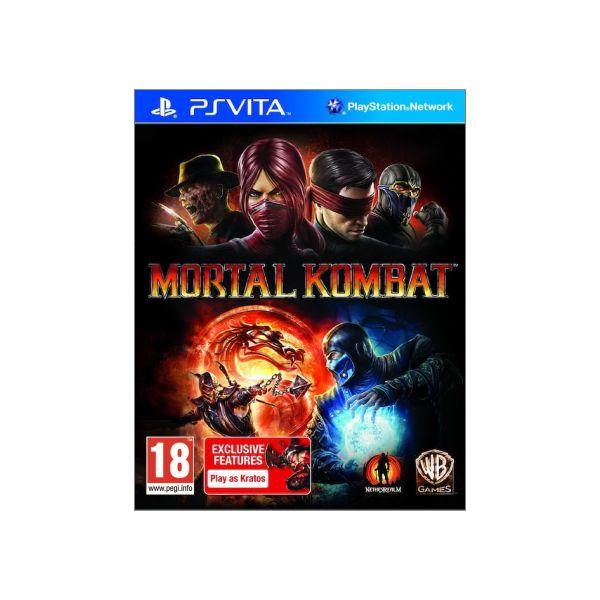 Mortal Kombat [PS Vita] - BAZÁR (použitý tovar)