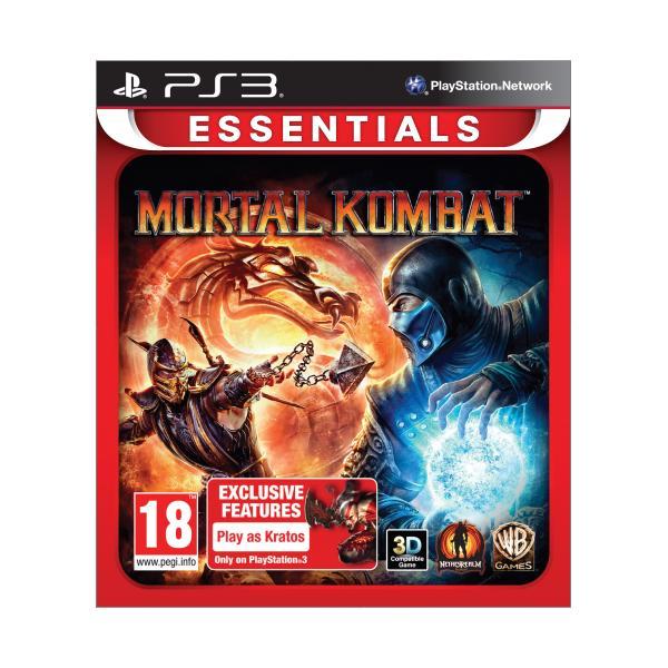 Mortal Kombat [PS3] - BAZÁR (použitý tovar)