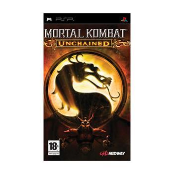 Mortal Kombat: Unchained [PSP] - BAZÁR (použitý tovar)
