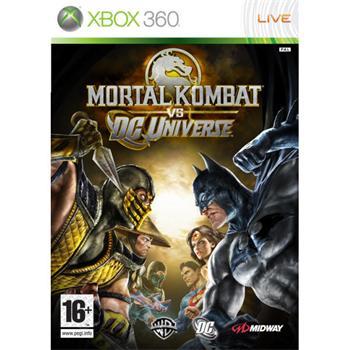 Mortal Kombat vs. DC Universe [XBOX 360] - BAZÁR (použitý tovar)