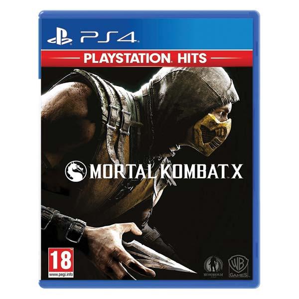 Mortal Kombat X [PS4] - BAZÁR (použitý tovar)