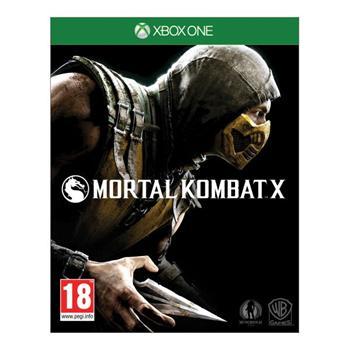 Mortal Kombat X [XBOX ONE] - BAZÁR (použitý tovar)