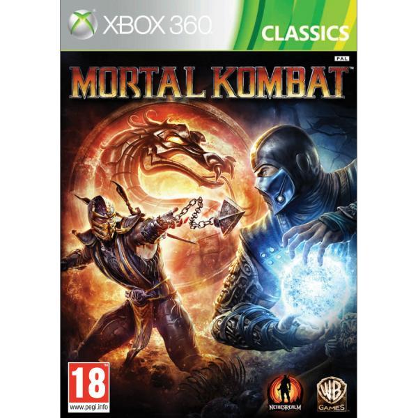 Mortal Kombat- XBOX360 - BAZÁR (použitý tovar)