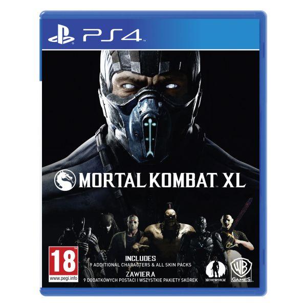 Mortal Kombat XL [PS4] - BAZÁR (použitý tovar)