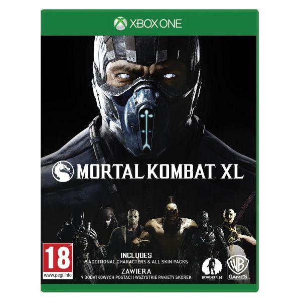 Mortal Kombat XL [XBOX ONE] - BAZÁR (použitý tovar)